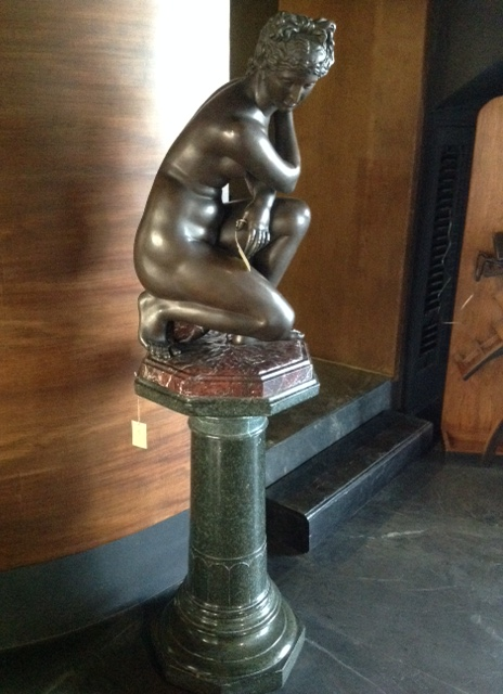 Bronze Statue of Venus